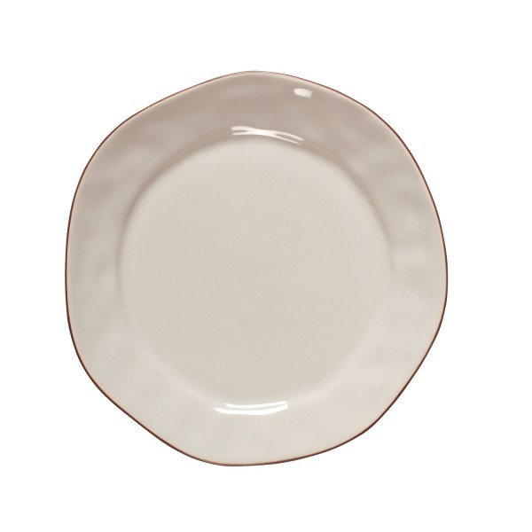 Cantaria Salad Plate Ivory