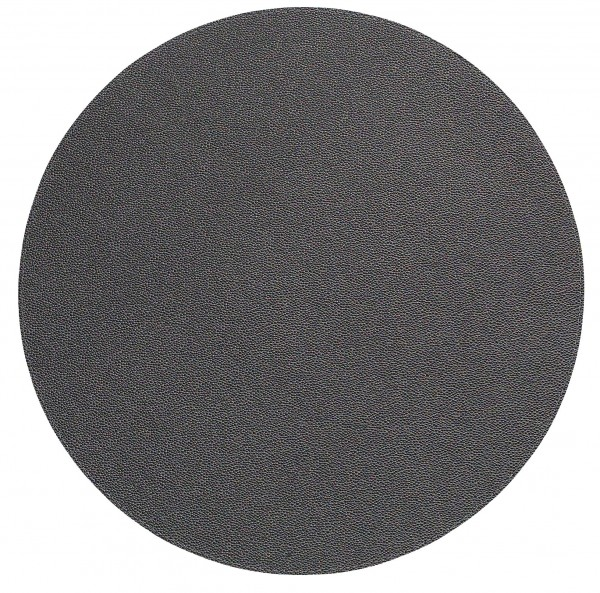 Skate Charcoal Round Placemat