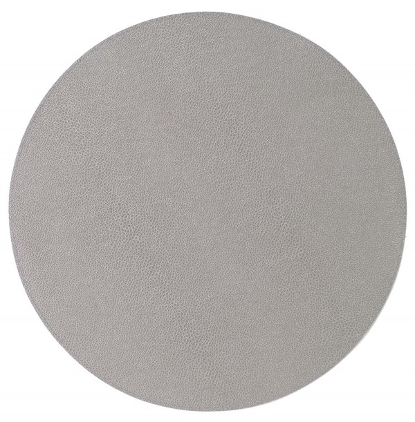 Skate Gray Round Placemat