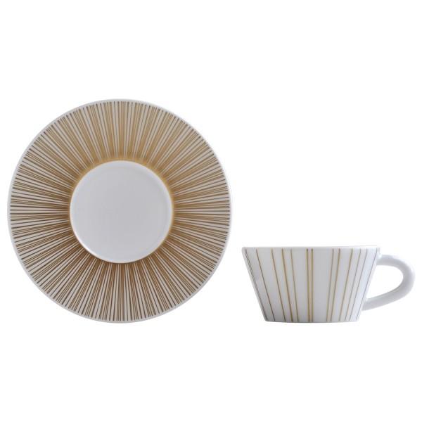 Sol Tea Cup & Saucer