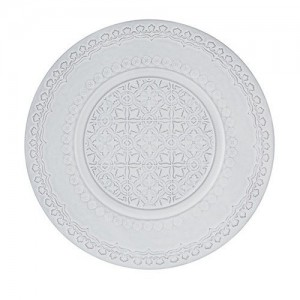 Rua Nova Antique White Salad Plate