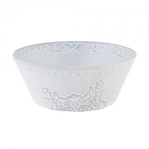 Rua Nova Antique White  Bowl