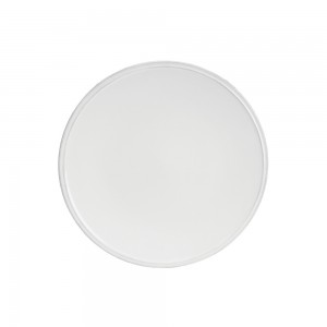 Friso White Dinner Plate