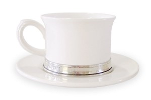 Convivio Cup and Saucer