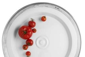 Convivio Large Round Serving Platter
