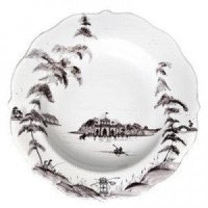 Country Estate Pasta/Soup Bowl Boathouse Flint