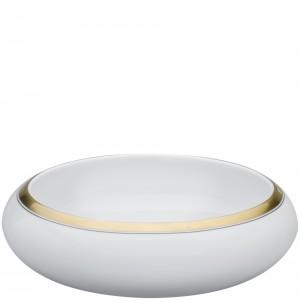 Domo Gold Serving Bowl