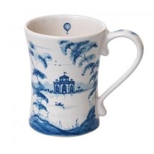 Country Estate Mug Sporting Delft Blue