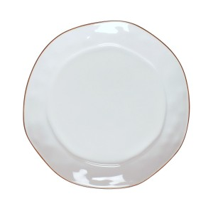 Cantaria Dinner Plate White
