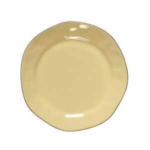 Cantaria Salad Plate Almost Yellow