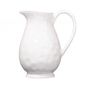 Cantaria Pitcher White