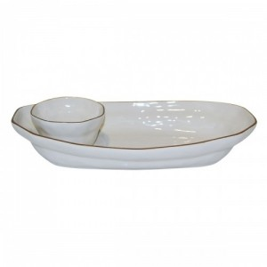 Cantaria Chip and Dip White