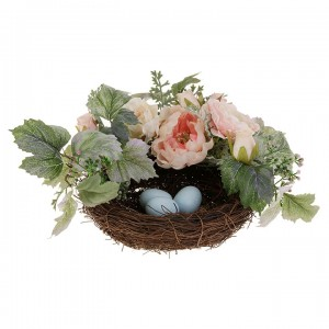 Mixed Floral Nest