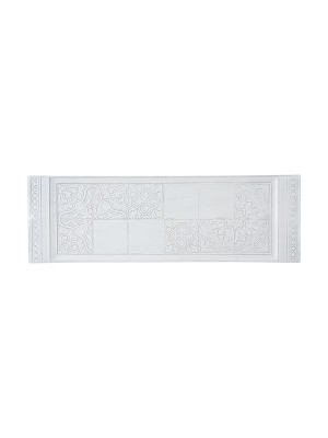 Rua Nova Antique White Tart Tray