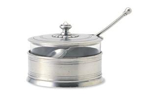 Parmesan Dish w/ Spoon