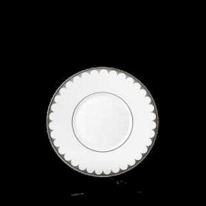 Aegean Filet Platinum Saucer