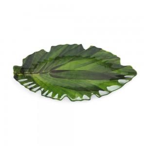 Zen Green Small Serving Platter