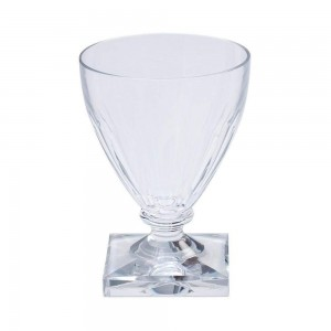 Acrylic Wine Goblet in Clear