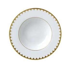 Aegean Filet Gold Soup Plate