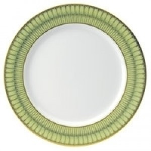 Arcades Green Charger/Presentation Plate