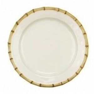 Classic Bamboo Charger Plate