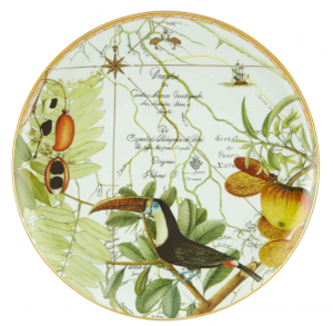 Amazonia Wall Decor/XL Serving Plate