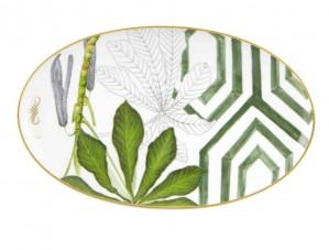 Amazonia Small Oval Platter