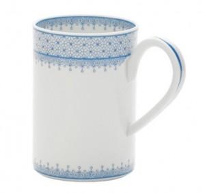 Cornflower Lace Mug