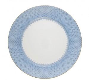 Cornflower Lace Service Plate