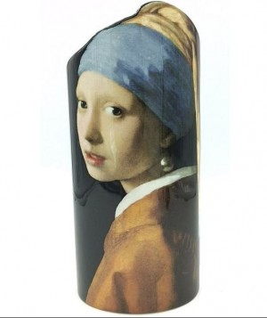 Girl with Pearl Earring Vase