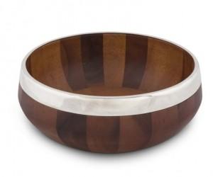 Tribeca Wood Salad Bowl