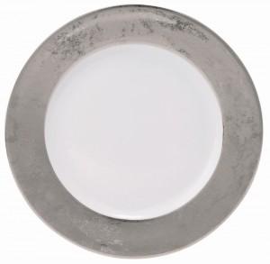 Carat Platinum Dinner Plate