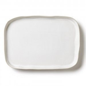 Forma Cloud Rectangular Platter