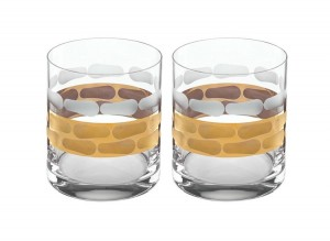 Truro Gold Double Old Fashioned Set/2
