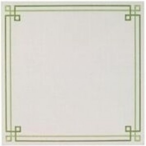 Link Green Square Easy Care Mat