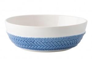 Le Panier Delft Blue Pasta/Soup Bowl