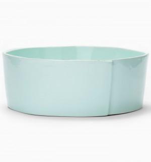 Lastra Aqua Large Serving Bowl