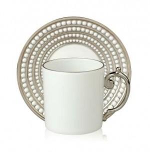 Perlee Platinum Espresso Set