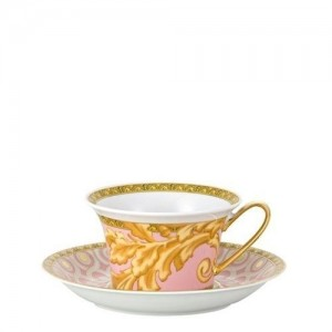 Byzantine Dreams Tea Cup and Saucer