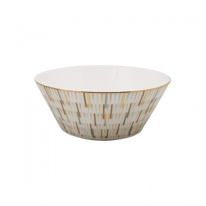 Luminous Gold Cereal Bowl