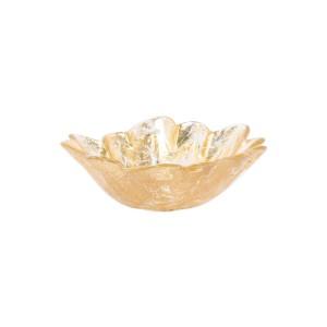 Moon Glass Leaf Small Bowl