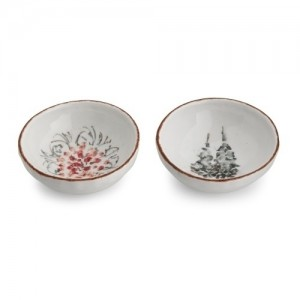 Natale Dipping Bowls Set of 2