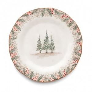 Natale Dinner Plate