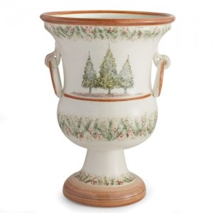 Natale Footed Planter