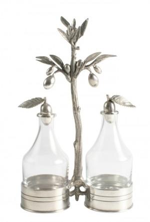 Olive Grove Oil and Vinegar Set