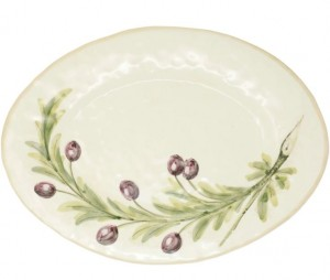 Olive Oval Platter