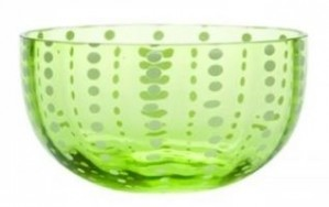Perle Apple Green Small Bowl