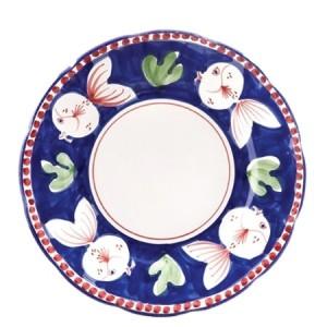 Pesce Dinner Plate