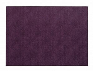 Presto Rectangle Placemat Plum