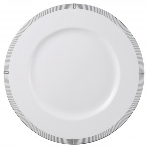 Regency Platinum Dinner Plate